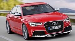 Future Audi RS6 : Downsizing déraisonnable