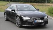 L'Audi S7 se découvre un peu plus
