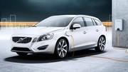 Volvo V60 Plug-in Hybrid : une version essence en préparation