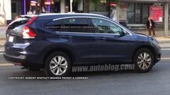 Honda CR-V 4 : première photo