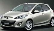 Nouvelle Mazda2 : sous les 4 litres/100 km avec son moteur 1.3 SkyActiv