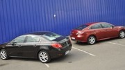 Essai Peugeot 508 HDi 140 vs Mazda6 2.2 MZR-CD 129 ch