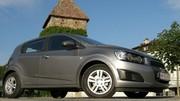Essai Chevrolet Aveo 1.2 et 1.4 : Grands changements