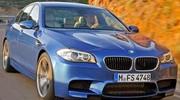 La BMW M5 F10 plus rapide que la com'