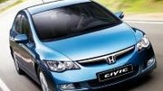 Honda poursuivi pour consommation trompeuse sur sa Civic hybride
