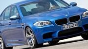 BMW M5 : deux turbos sinon rien