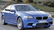 BMW M5, 305 km/h avec 5 places, 9,9 l/100 km