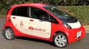 Une version moins chère et moins autonome pour la Mitsubishi iMiEV