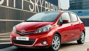 Voici la nouvelle Toyota Yaris