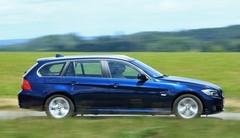BMW 320ed Touring : performance et sobriété record