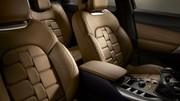 Citroën DS5 : de nouvelles photos de l'intérieur