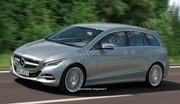 Mercedes Classe C Van : Déclinaison monospace