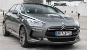 Citroën DS5: Caradisiac l'a découverte pour vous !