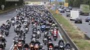 Sécurité routière : un manifestation en masse contre les dernières mesures gouvernementales