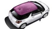 Citroën : un toit fushia pour célébrer 100.000 commandes de DS3