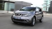 Essai Nissan Murano 2.5 dCi : Paré à investir l'Europe !