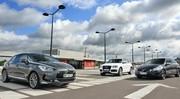 La Citroën DS5 sur tous les fronts