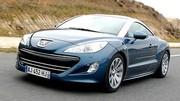 Peugeot RCZ : déjà 30.000 exemplaires vendus