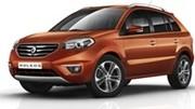Nouveau Renault Koleos : séance de rattrapage