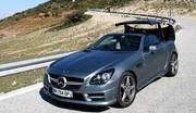 Essai Mercedes Benz SLK350