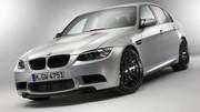 BMW M3 CRT, la berline passe au sport !