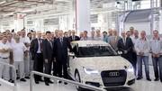 Audi A1 : elle aussi atteint les 100.000 ex