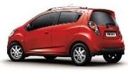 Chevrolet dévoile sa Beat, citadine électrique à destination de l'Inde