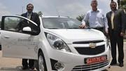 Chevrolet Beat : une électrique pour le marché indien