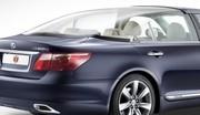 Une Lexus spéciale pour le mariage princier à Monaco