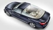 Une Lexus Landaulet pour le mariage du prince Albert de Monaco