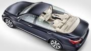 Une Lexus LS 600h revue pour le mariage d'Albert de Monaco
