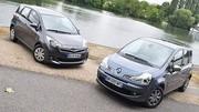 Essai Toyota Verso-S 1.4 D-4D 90 ch vs Renault Grand Modus 1.5 dCi 90 ch : Légendes urbaines