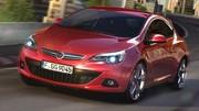 Nouvelle Opel Astra GTC : une série limitée au lancement