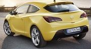 Opel Astra GTC : de 21 400 € à 29 990 €