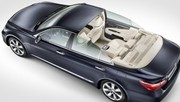 Une Lexus LS 600h Landaulet pour le Prince Albert et Charlene