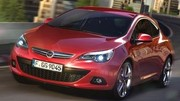 Opel Astra GTC : une édition limitée pour le lancement