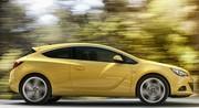 Prix Opel Astra GTC : Choix limité