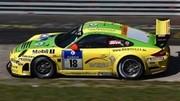 24 heures du Nurburgring 2011 : Porsche s'impose devant BMW et Audi
