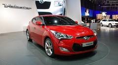Hyundai Veloster : place à la vidéo