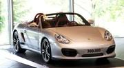 300.000 Porsche Cayman et Boxster déjà sur la route