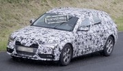 Audi A4 restylée : premières photos
