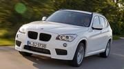 BMW X1 sDrive20i et sDrive20d : Appétit en baisse