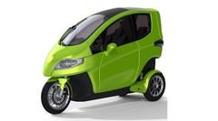 Tilter aura une gamme de 3 modèles en 2012 : Le tricycle électrique inclinable à partir de 10 000 euros