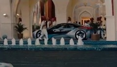 Mission Impossible 4 : Ghost Protocol starring BMW i8