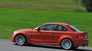 Essai vidéo : BMW Série 1 M Coupé et V8 hôtel