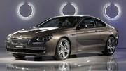 Salon Francfort 2011 : BMW Série 6 Coupé