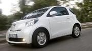 De l'électrique sur la Toyota iQ pour 2012