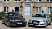 Essai BMW Série 530 xd vs Audi A6 3.0 TDI Quattro : une question de prestige