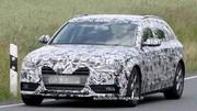 Audi A4 restylée : Bientôt l'heure du lifting