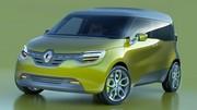 Renault Frendzy : Boîte à malice